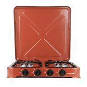 Gas stove VGP-404_brown