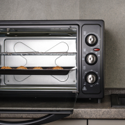 Electric oven VEO526RCL_black