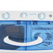 Washing machine semi-automatic V551-12P_blue