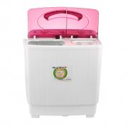 Washing machine semi-automatic V551-12P_red