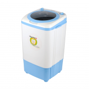 Washing machine semi-automatic V701S_blue