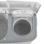 Washing machine semi-automatic V709-53E_gray