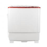 Washing machine semi-automatic V814-2CR_red