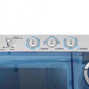 Washing machine semi-automatic V814-2CR_blue