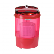 Washing machine semi-automatic V135-2550_red