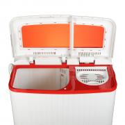 Washing machine semi-automatic V709-53E_red