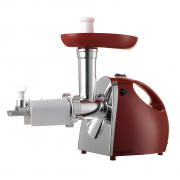 Meat grinder V206-HMG_red