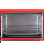 Electric oven VEO523_red