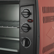 Electric oven VEO650-14_red