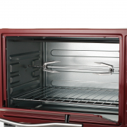 Electric oven VEO484RCL_red