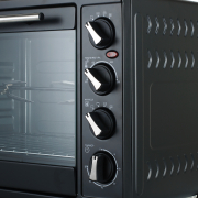 Electric oven VEO484RCL_black