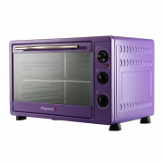 Electric oven VEO482_violet