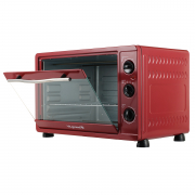 Electric oven VEO482_red